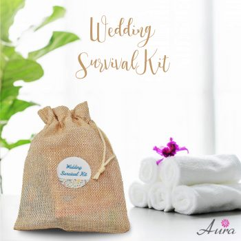wedding survival kit